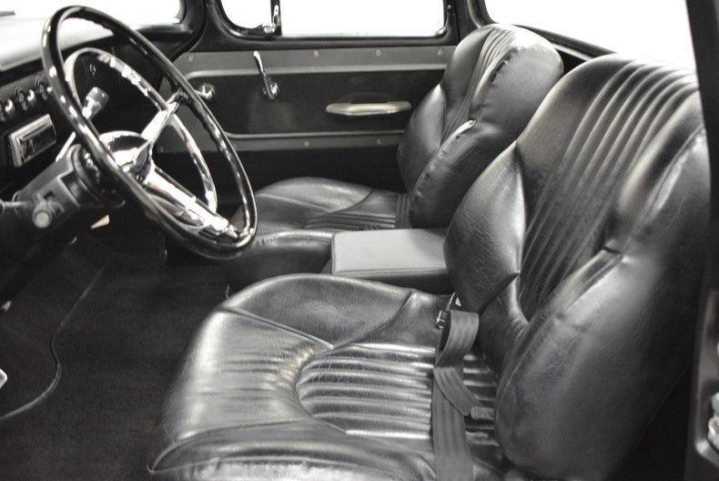 restomod 1955 Chevrolet Pickups LS Big Window custom