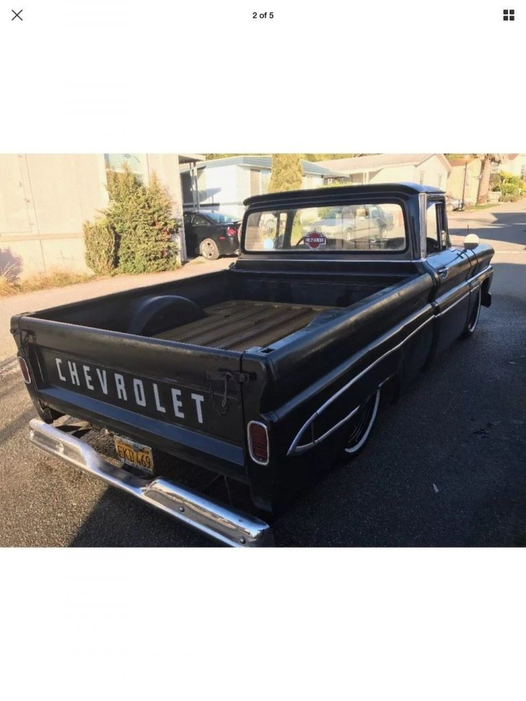 air ride 1960 Chevrolet C 10 custom truck