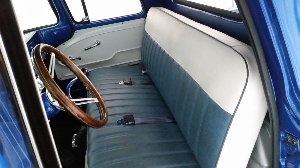 blown 1960 Chevrolet C 10 custom truck