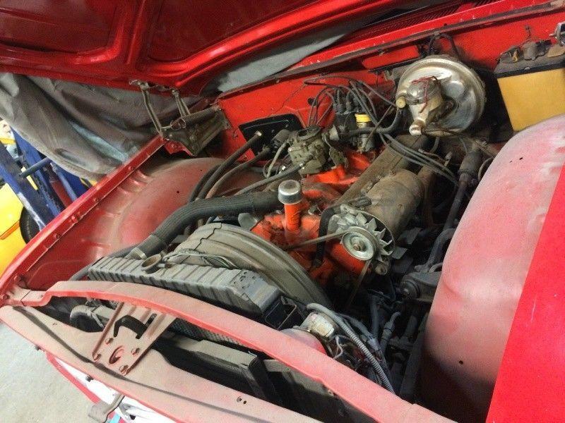 modified 1960 Chevrolet El Camino custom