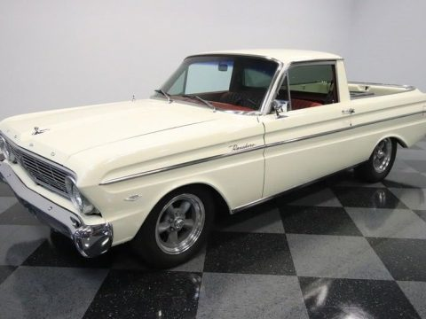 modified crate engine 1965 Ford Ranchero custom for sale