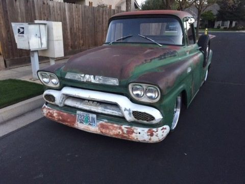 nice patina 1958 Chevrolet Pickups custom for sale