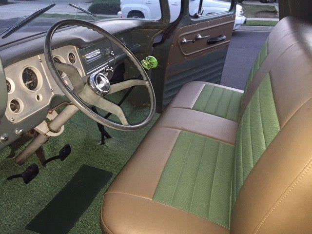 nice patina 1958 Chevrolet Pickups custom