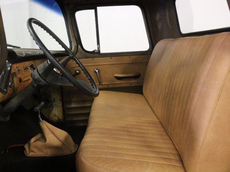 nice patina 1959 Chevrolet Pickup custom