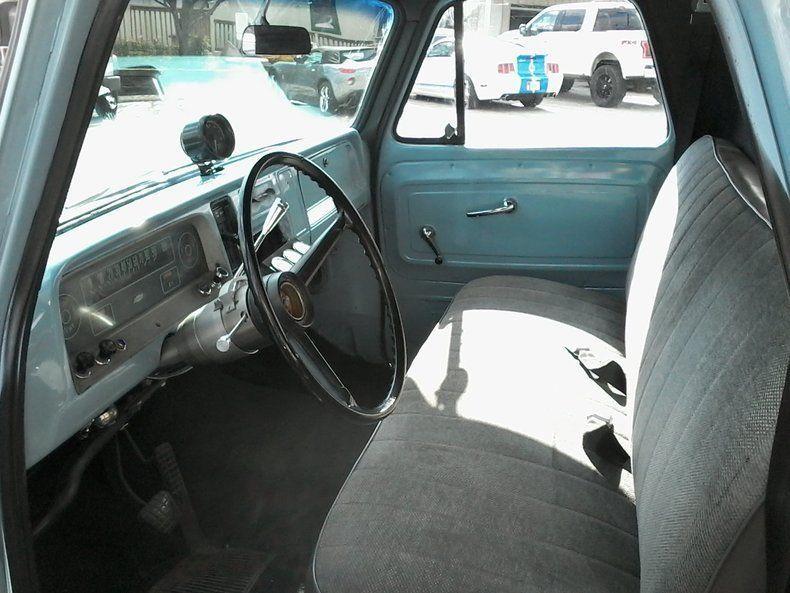 rebuilt street rod 1966 Chevrolet C 10 custom truck