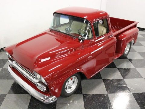 restomod 1959 Chevrolet Apache Pickup Custom for sale