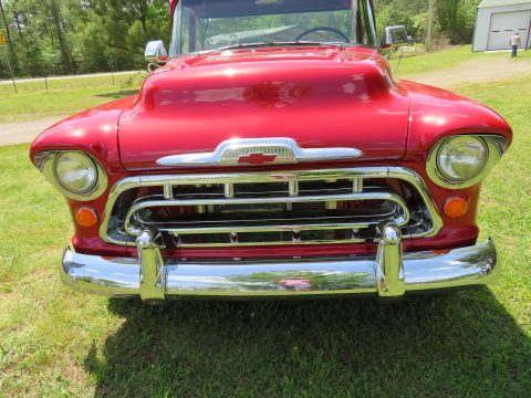 restored 1957 Chevrolet Pickup custom for sale