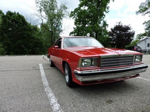 few mods 1978 Chevrolet El Camino custom truck for sale