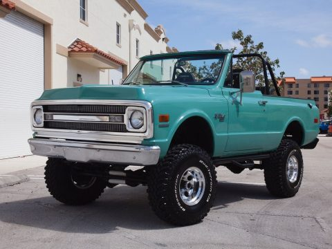 lifted 1969 Chevrolet Blazer custom for sale
