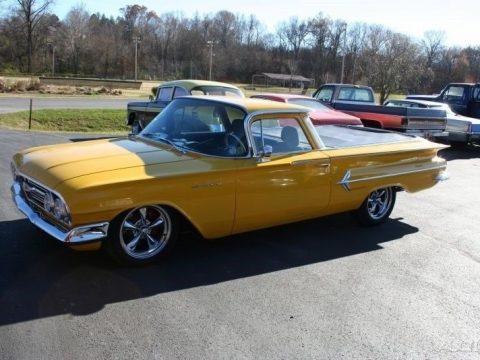 new engine 1960 Chevrolet El Camino custom truck for sale