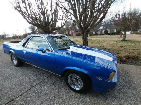 nicely modified 1979 Chevrolet Elcamino SS custom for sale