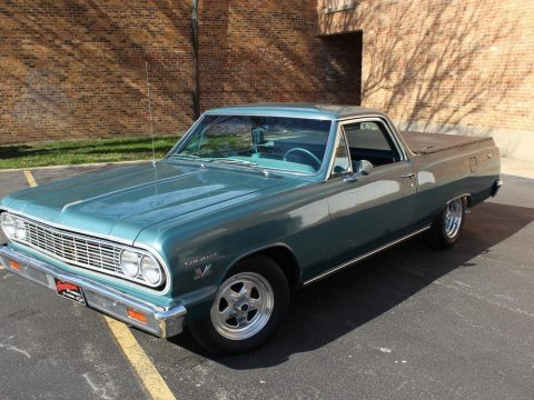original interior 1964 Chevrolet El Camino custom for sale