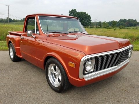 restomod 1969 Chevrolet C10 Step Flair Side custom for sale