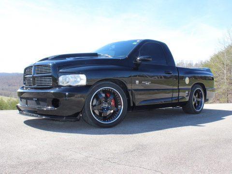 many modifications 2004 Dodge Ram 1500 SRT 10 custom truck for sale