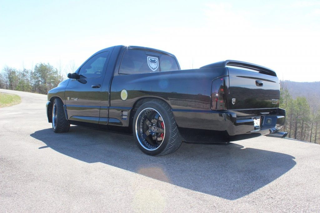 Many Modifications 2004 Dodge Ram 1500 Srt 10 Custom Truck For Sale