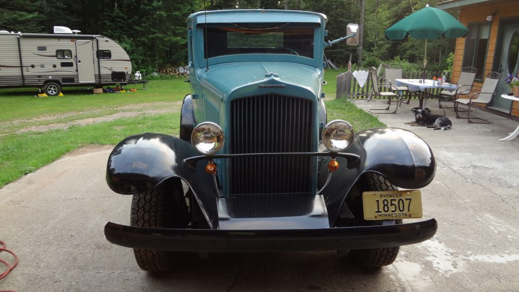 newer fame 1929 Dodge Pickups custom truck