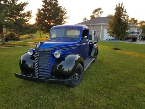 older restoration 1940 Chevrolet Pickups custom truck for sale