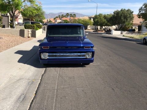pro street 1964 Chevrolet C 10 custom truck for sale