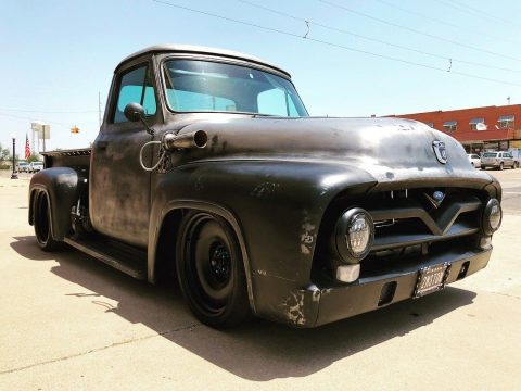 restomod 1955 Ford F 100 custom truck for sale