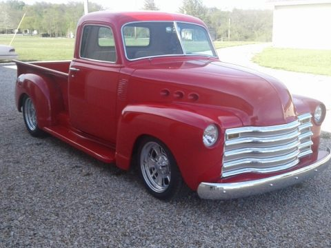 show quality 1948 Chevrolet Pickups custom truck for sale