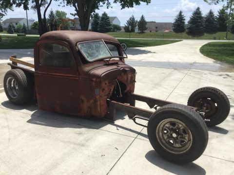 solid 1940 Chevrolet Pickup custom truck for sale