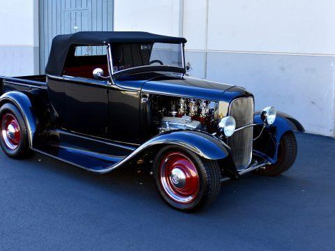 freshly built 1931 Ford Model A custom truck for sale