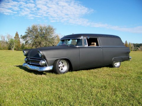 great running 1955 Ford Sedan Delivery custom truck for sale