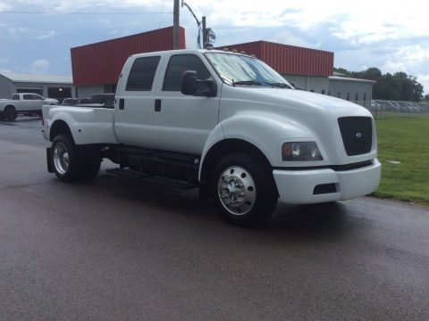nicely converted 2005 Ford F650 custom truck for sale