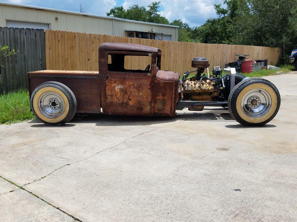 patina 1930 Ford Model A custom Truck