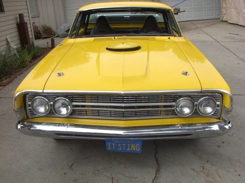 tubed and caged 1968 Ford Ranchero custom truck for sale