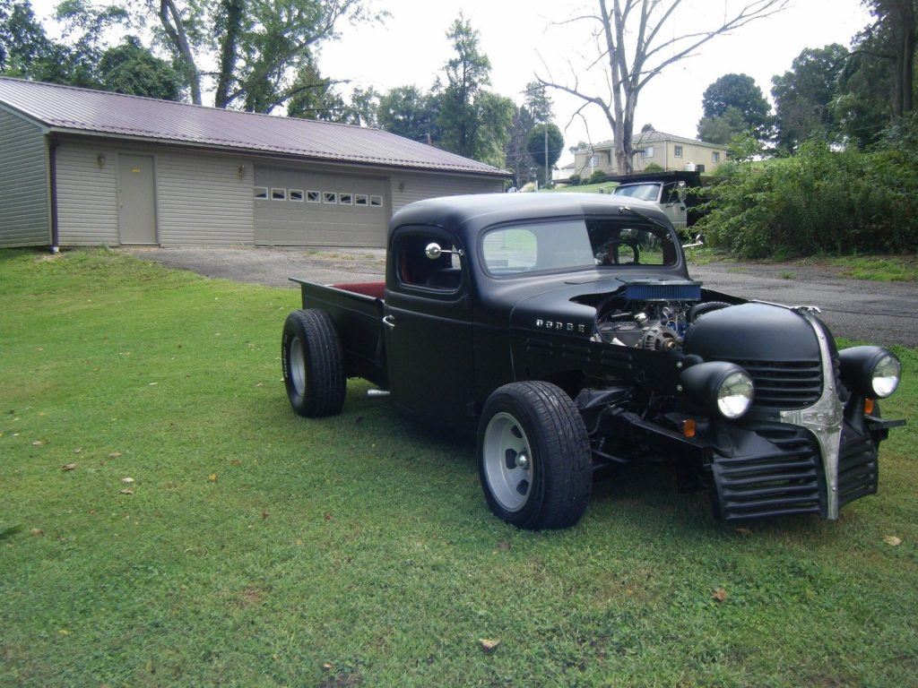 well built 1954 Dodge Pickup custom truck