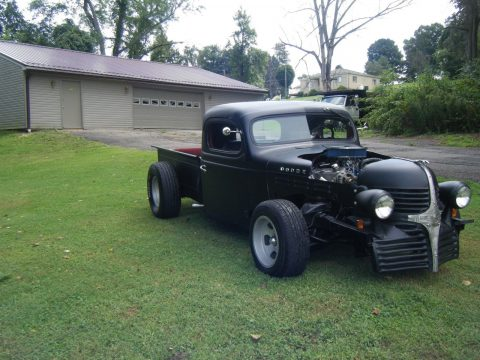well built 1954 Dodge Pickup custom truck for sale