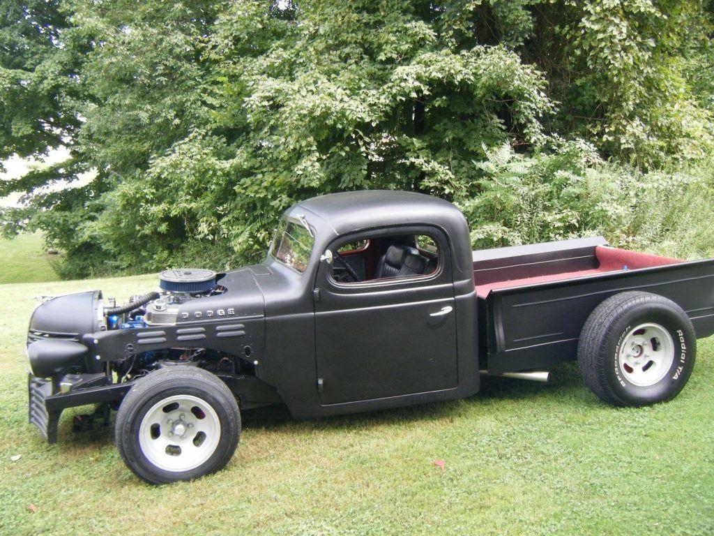 well built 1954 Dodge Pickup custom truck