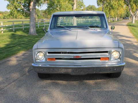 Absolutely beautiful 1969 Chevrolet C 10 custom pickup for sale