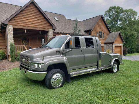 aluminium bed 2008 Chevrolet Kodiak C4500 Pickup custom for sale