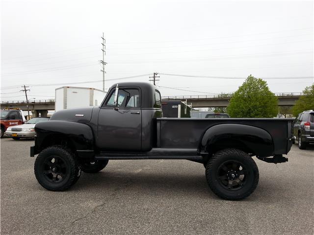 lifted 1954 GMC Pickup custom truck