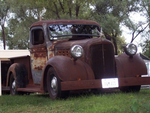 patina 1938 Chevrolet Pickup 1936 Front grill custom for sale