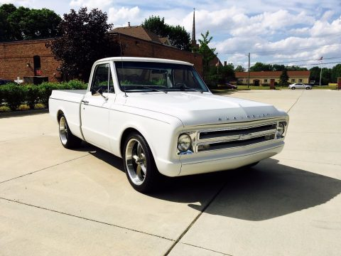 pristine 1968 Chevrolet C 10 Pickup custom truck for sale