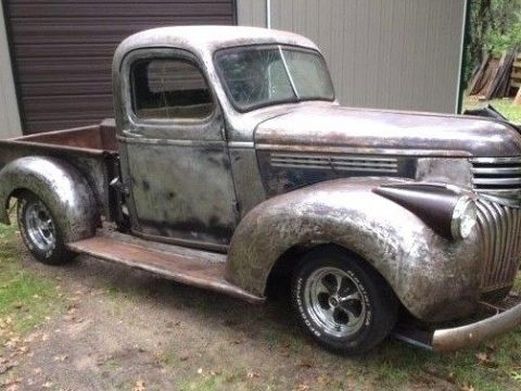 project 1941 Chevrolet Pickup custom truck for sale