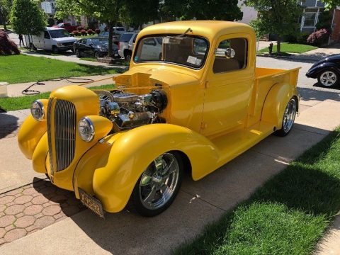 restored 1938 Dodge Pickup custom for sale