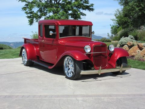 stroked 1934 Ford 1/2 Ton Pickup custom for sale