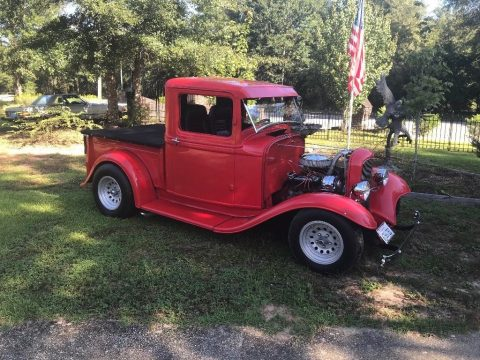 great shape 1932 Ford Pickup custom for sale