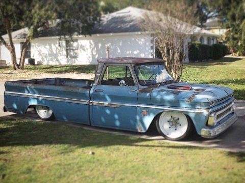 lowered 1964 Chevrolet C 10 custom pickup for sale