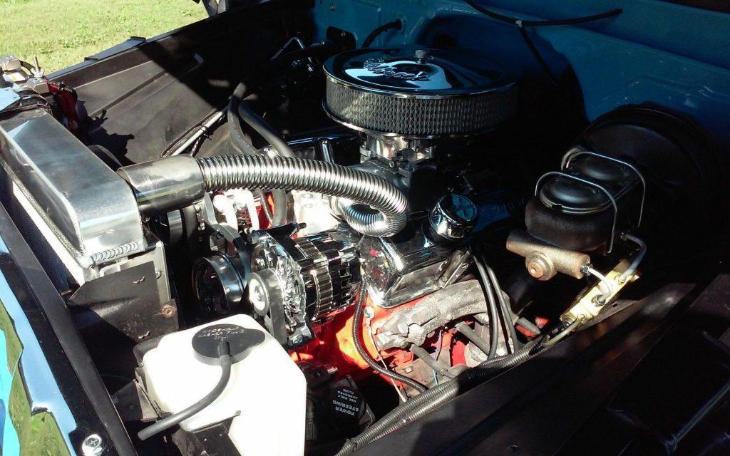 many upgrades 1966 Chevrolet C 10 custom