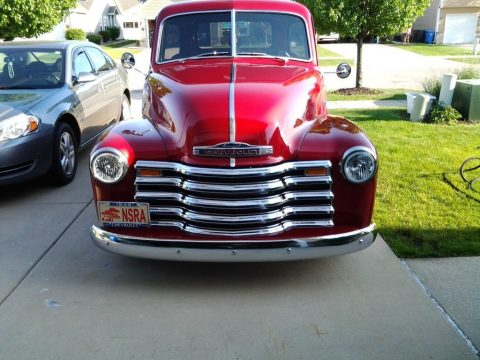 nicely modified 1949 Chevrolet Pickup 3100 custom for sale