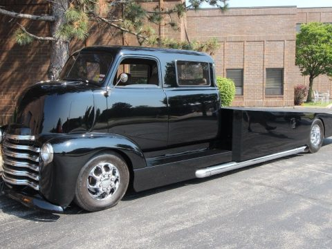 one of a kind 1948 Chevrolet COE custom truck for sale