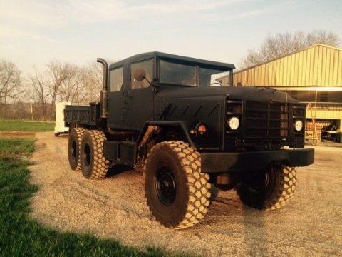 professionally built 1983 AM General M923a1 Military custom Truck for sale