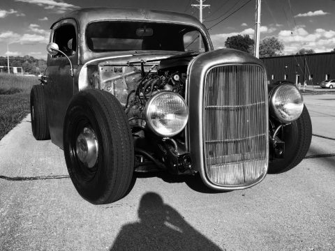 rat rod 1951 Ford F 100 custom pickup truck for sale