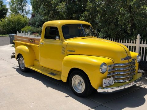 recent upgrades 1948 Chevrolet Pickup custom for sale