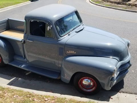 restomod 1954 Chevrolet Pickups 3100 Stepside 1/2 ton custom truck for sale